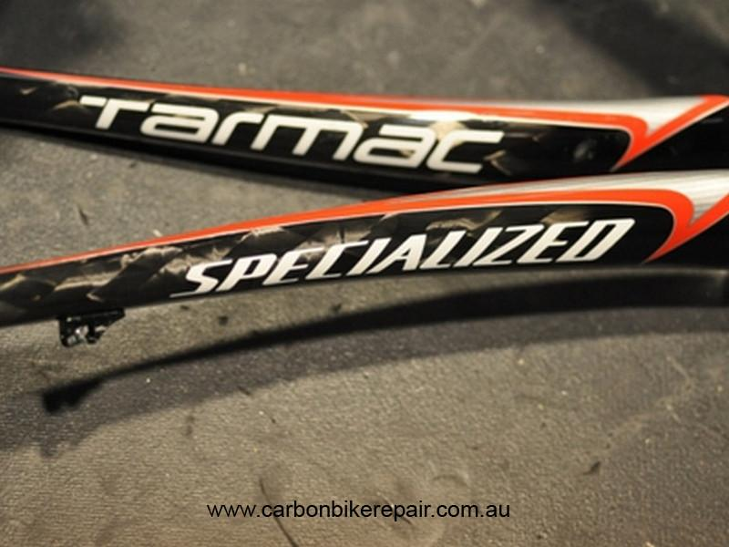 Specialized Tarmac after
